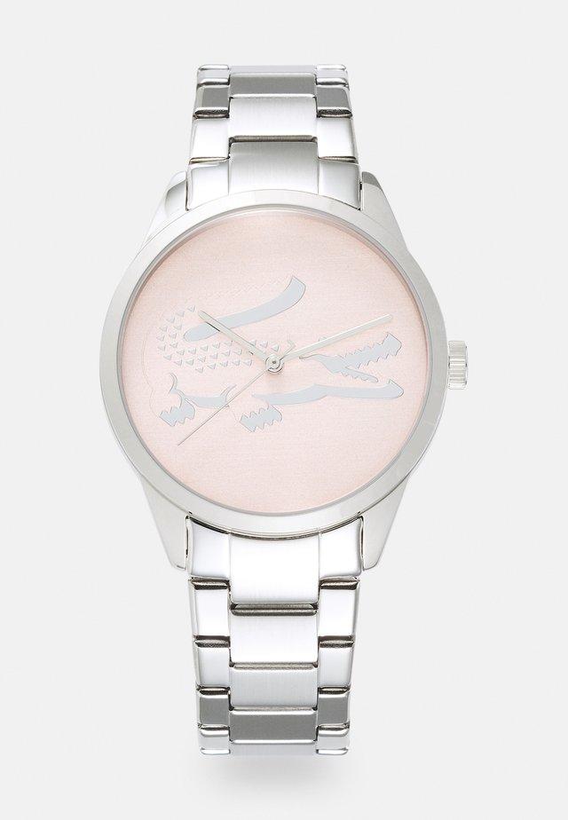 LADYCROC - Montre - silver-coloured/rosé