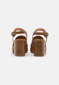 See by Chloé - HANA - Sandals - tan - 3