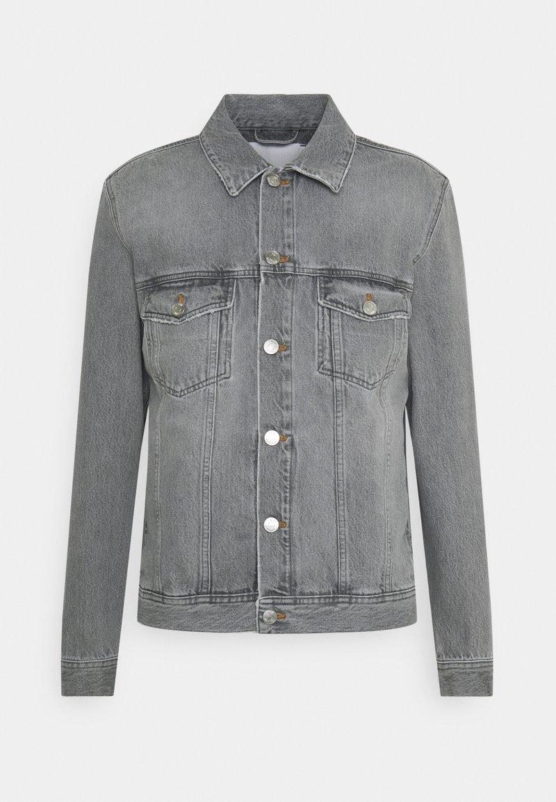 Won Hundred - VINNY - Veste en jean - light grey