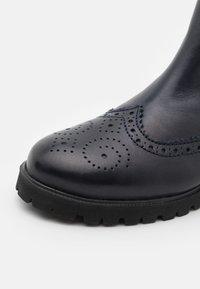 clic! - Kotníkové boty - blue/azul - 5