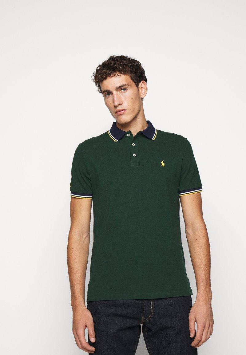 Polo Ralph Lauren - BASIC  - Polotričko - college green
