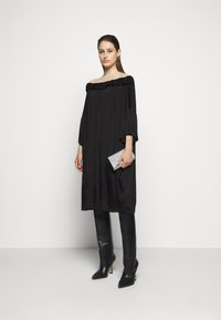 MM6 Maison Margiela - Day dress - black - 1