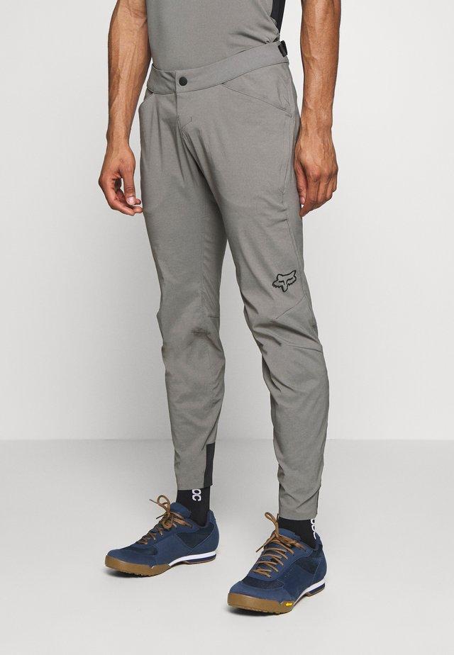 RANGER PANT - Pantaloni - pewter
