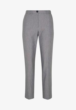ANKLE GRAZER - Kalhoty - grey marl
