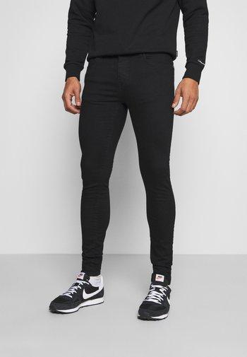 DUST - Jeans Skinny Fit - black