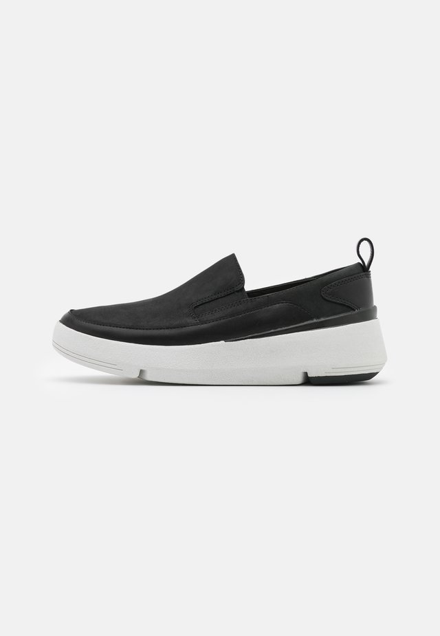 TRI FLASH STEP - Sneakers laag - black