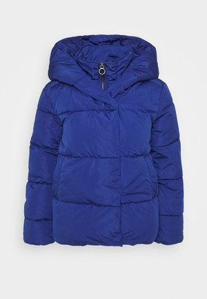 ONLSARA SHORT PUFFER JACKET - Winter jacket - sodalite blue