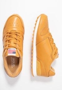 Polo Ralph Lauren - CLASSIC RUN - Sneaker low - honey - 3