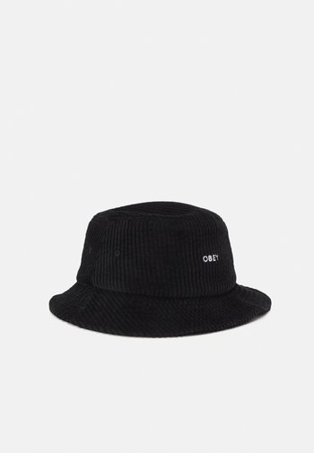 BOLD BUCKET HAT UNISEX - Hat - black