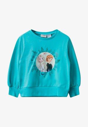 DISNEY FROZEN - Sweater - turquoise