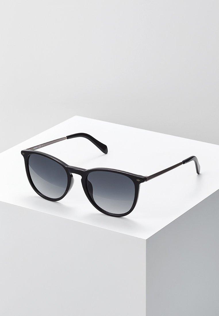 Fossil - Sluneční brýle - black