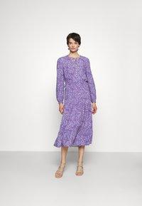 Rebecca Minkoff - ESME DRESS - Maxi dress - lilac/multicolor - 0