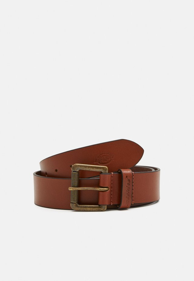 SOUTH SHORE BELT UNISEX - Belt - brown