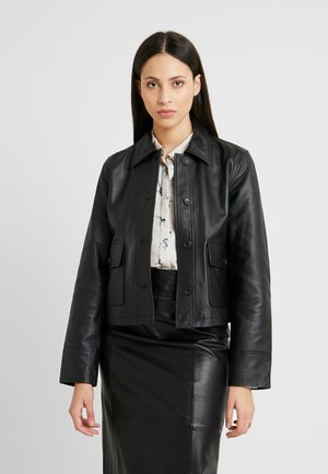 SLFKATE JACKET - Lehká bunda - black