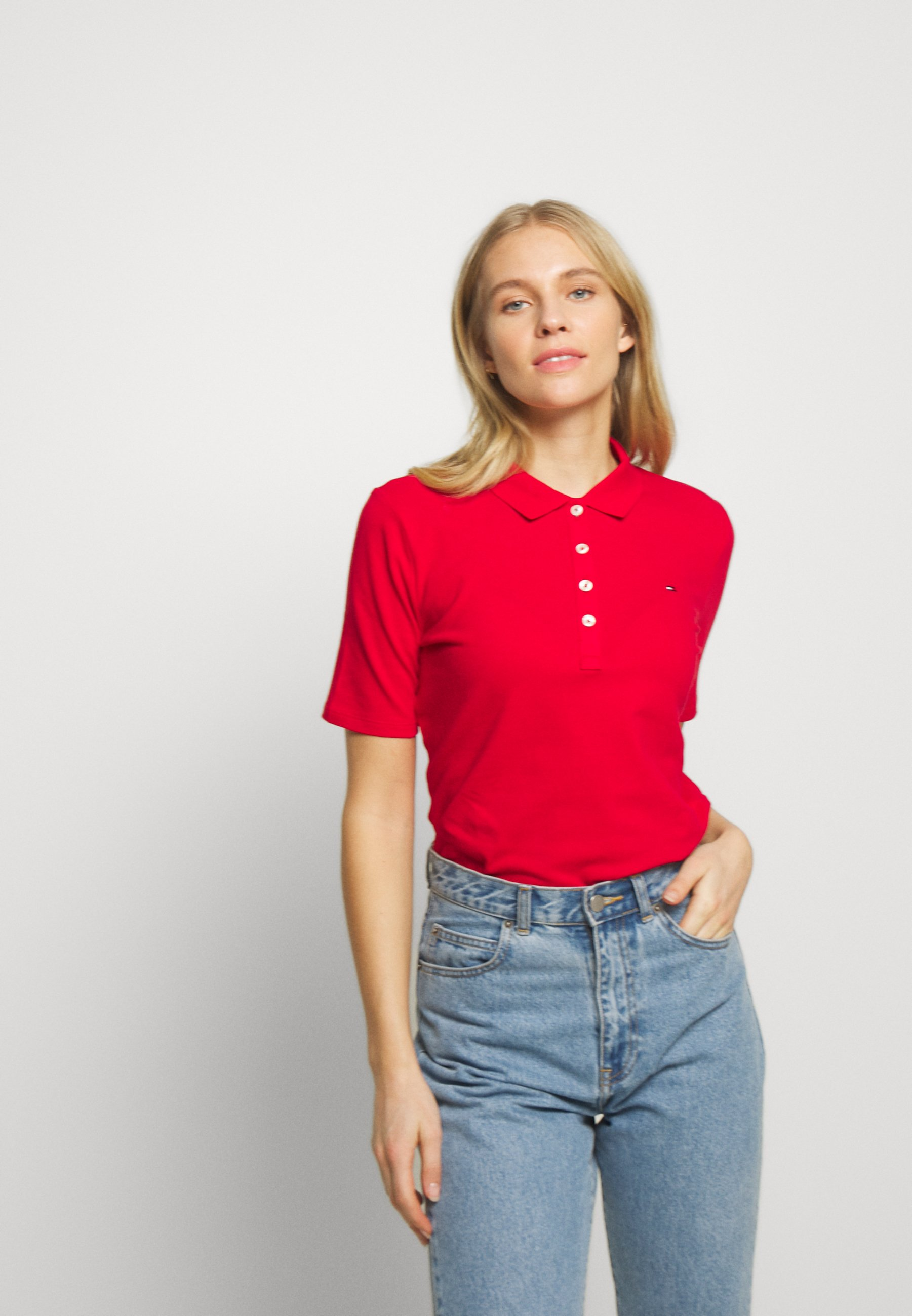 Women TH ESSENTIAL POLO  - Polo shirt