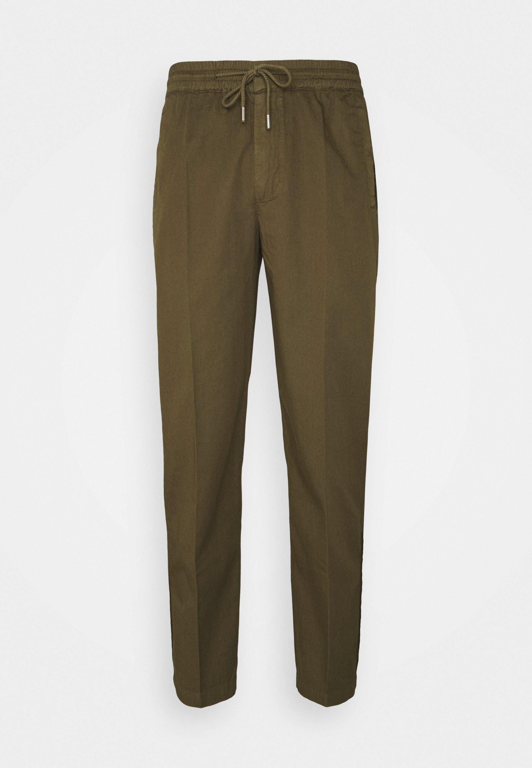 Uomo DRAWCORD TROUSERS - Pantaloni