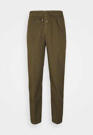 DRAWCORD TROUSERS - Pantaloni - khaki