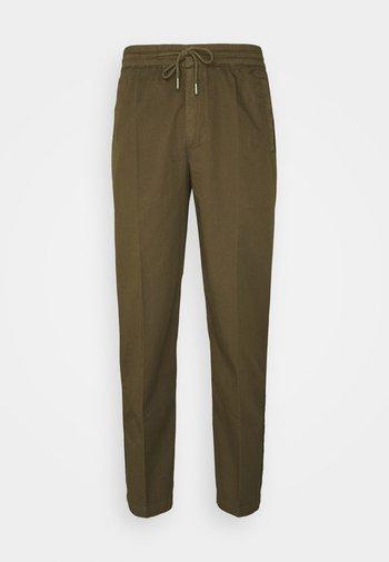 DRAWCORD TROUSERS - Pantalon classique - khaki
