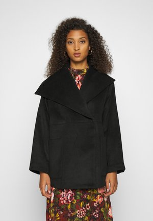 TAY - Short coat - black