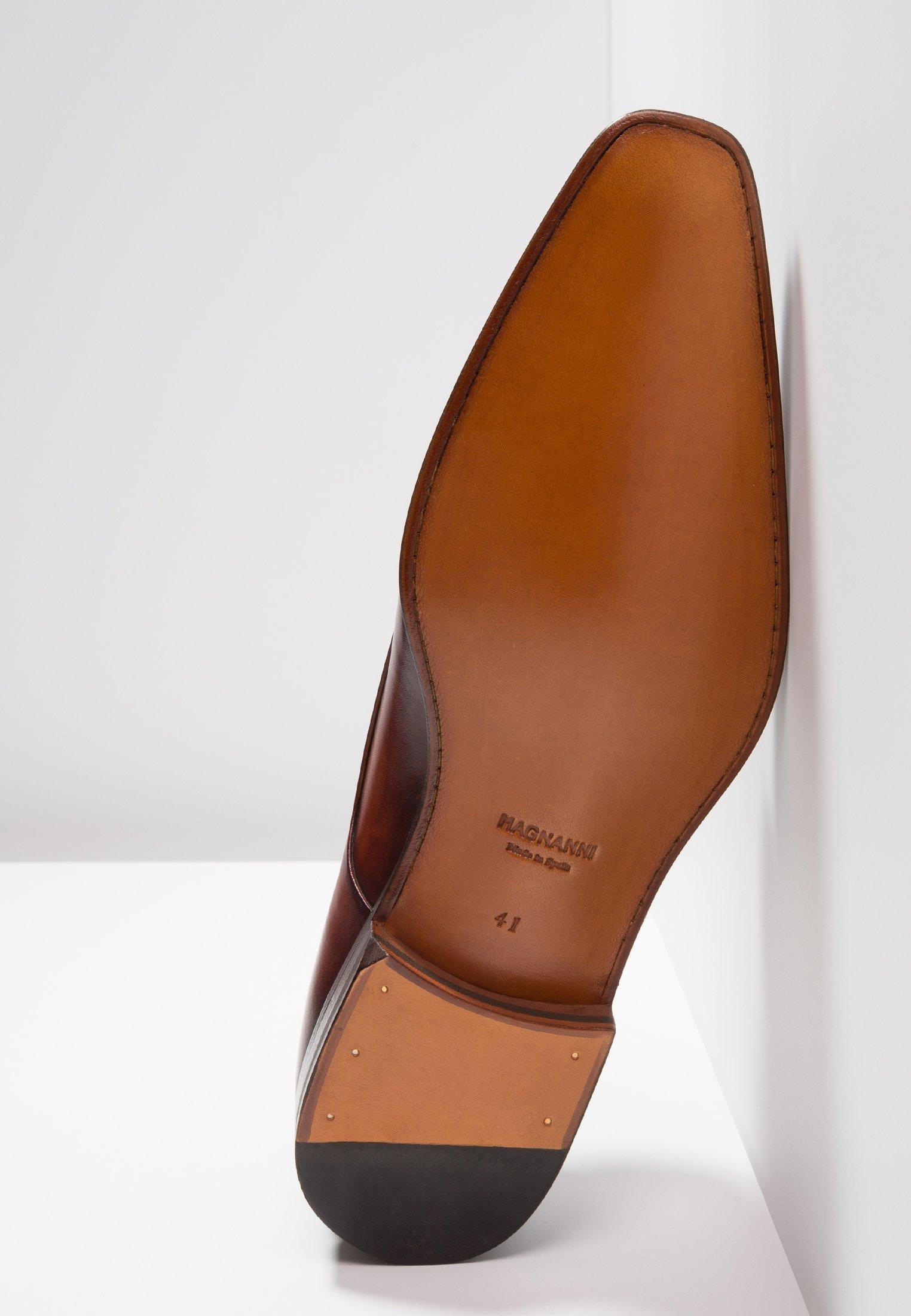 Magnanni Slip-ins - acada cognac/cognac - Herrskor hJK1X