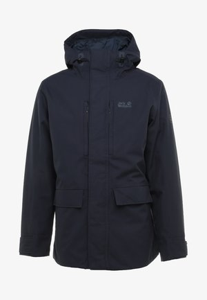 WEST JACKET - Chaqueta outdoor - night blue