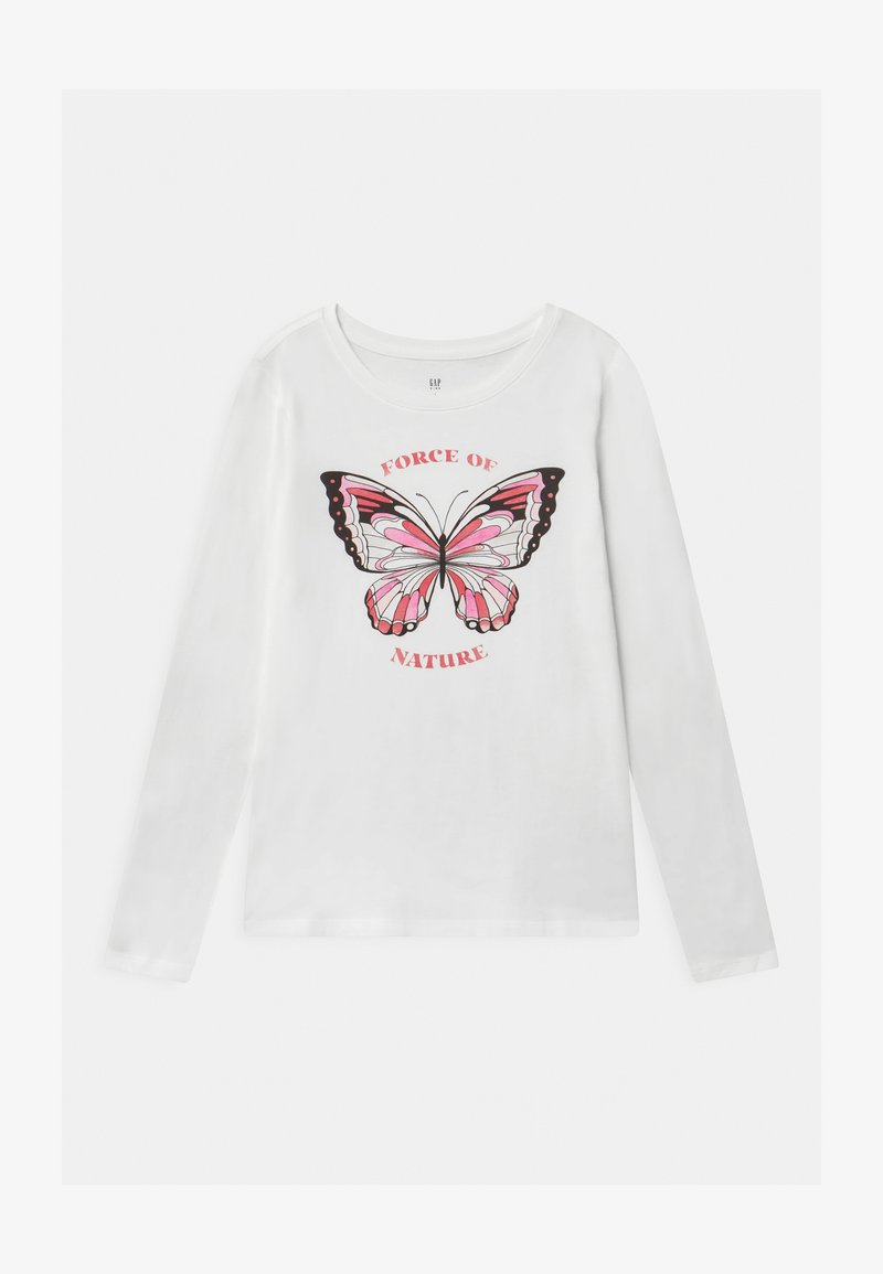GAP - GIRL - Longsleeve - new off white
