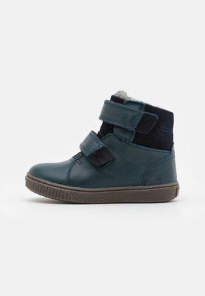 HUNTER TEX BOOT UNISEX - Winter boots - navy