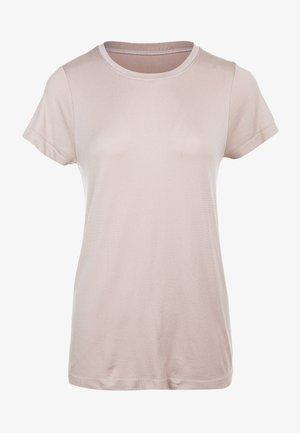 Basic T-shirt - rose powder