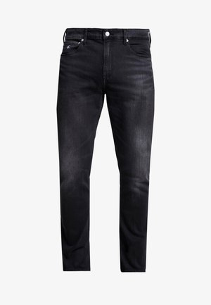 SLIM TAPER - Vaqueros tapered - black