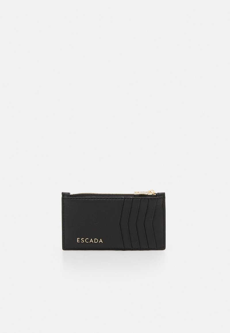 Escada Sport - CARD CASE - Lompakko - black