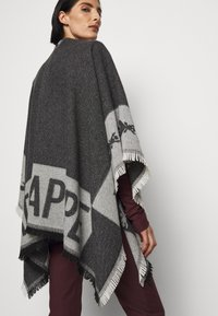 Patrizia Pepe - Cape - black\grey - 3