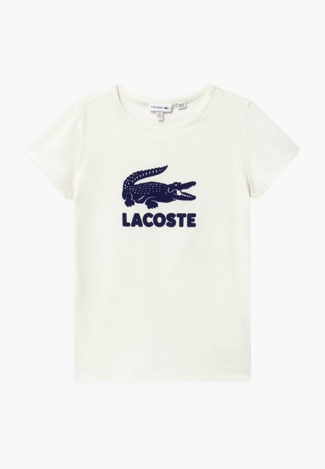 TEE TURTLE NECK - T-shirts med print - farine/cosmique
