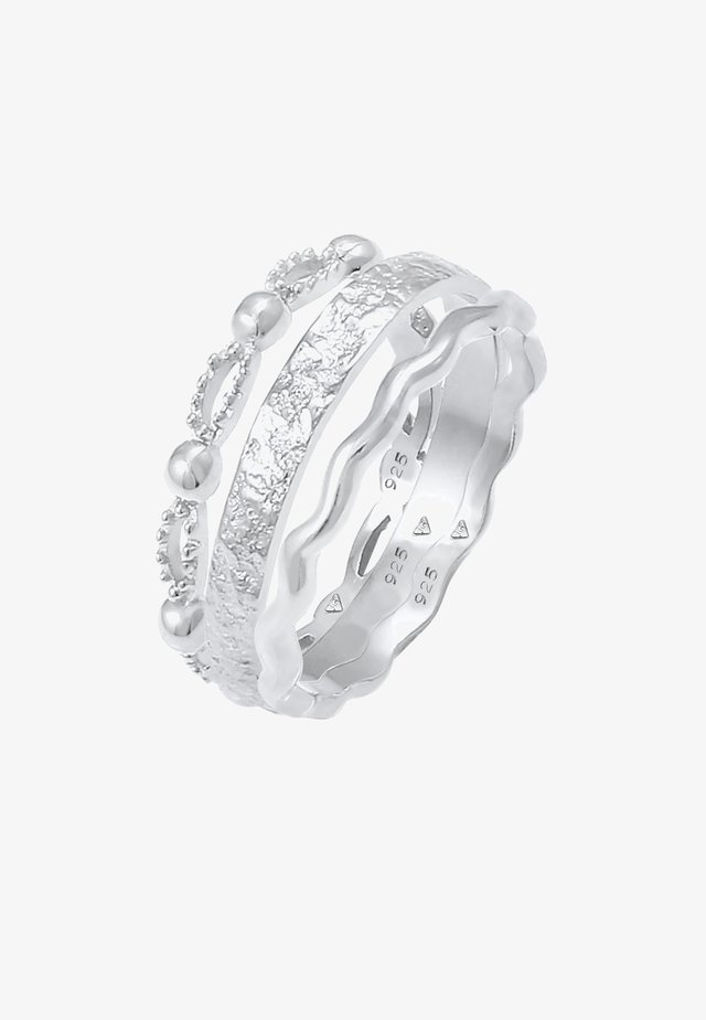 LAYER - Bague - silber