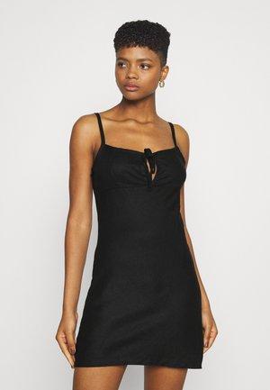 LOTTIE - Denní šaty - black