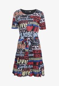 Love Moschino - Korte jurk - multi-coloured - 4
