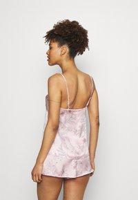 Women Secret - SHORT FLOW - Pyjamas - pink - 2