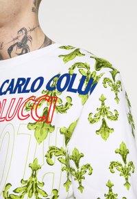 Carlo Colucci - UNISEX - Sweatshirt - white - 4