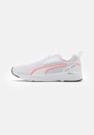 COMET 2 FS UNISEX - Sports shoes - white/nrgy peach