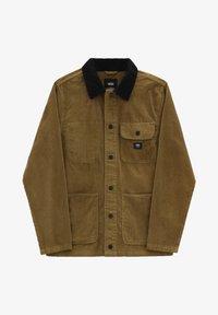 MN DRILL CHORE COAT CORDUROY - Summer jacket - nutria