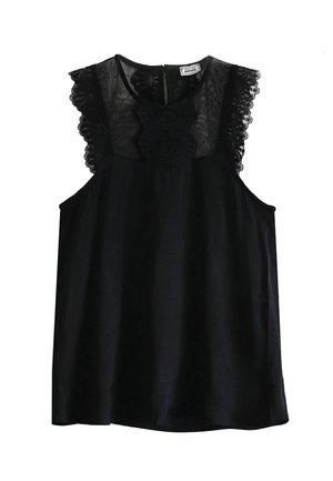 Blusa - schwarz