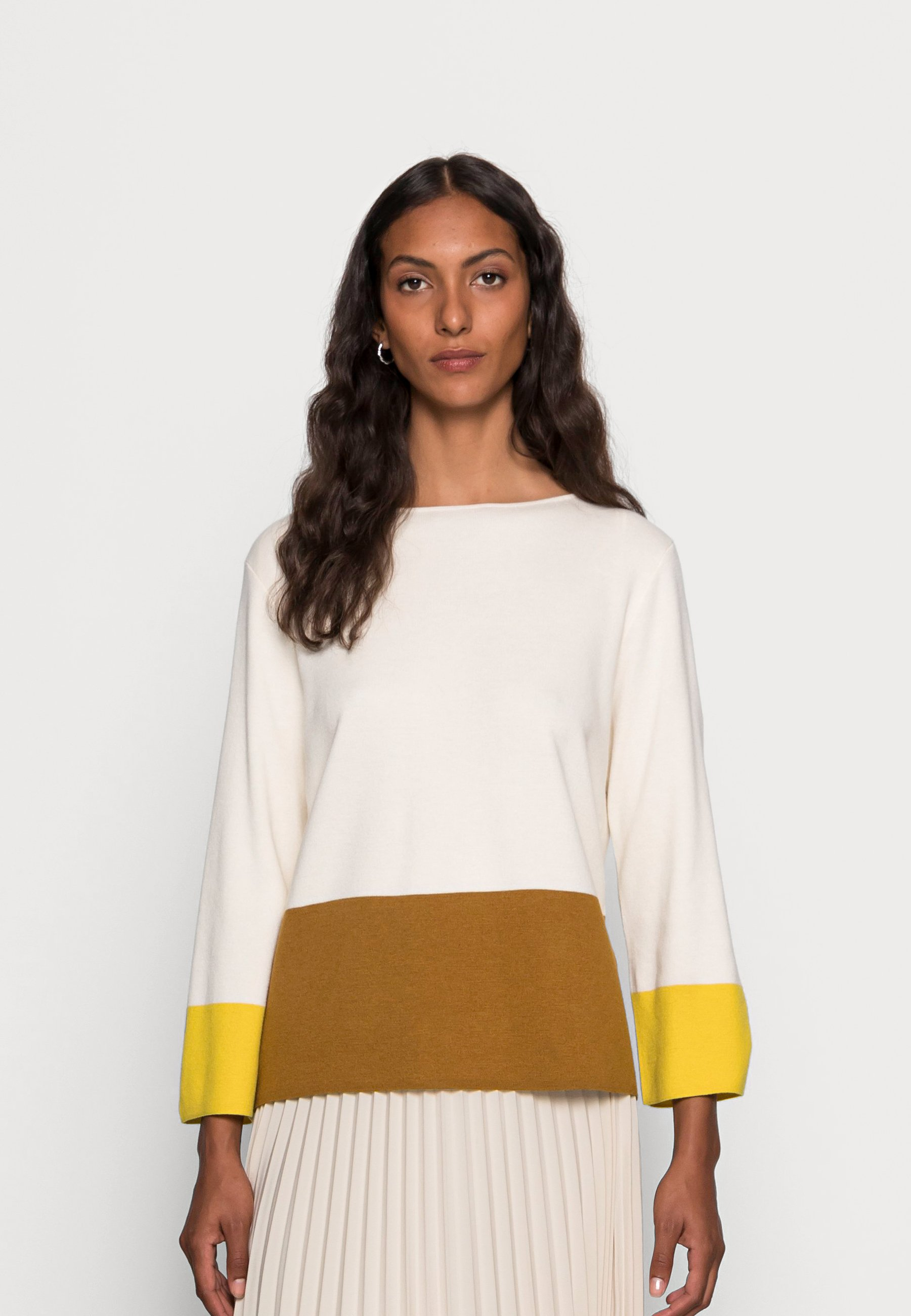 Femme COLOR BLOCK - Pullover
