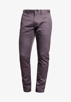 MENS PANTS - Chinos - coal grey