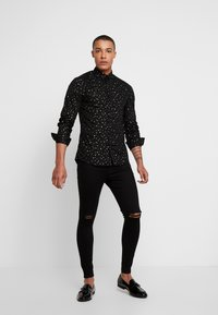 Kings Will Dream - LUMOR - Jeans Skinny Fit - black - 1
