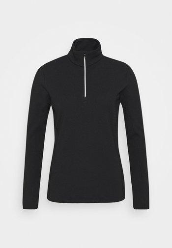 WOMAN - Sports shirt - black