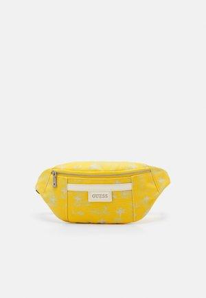 QUARTO BUMBAG UNISEX - Bum bag - yellow