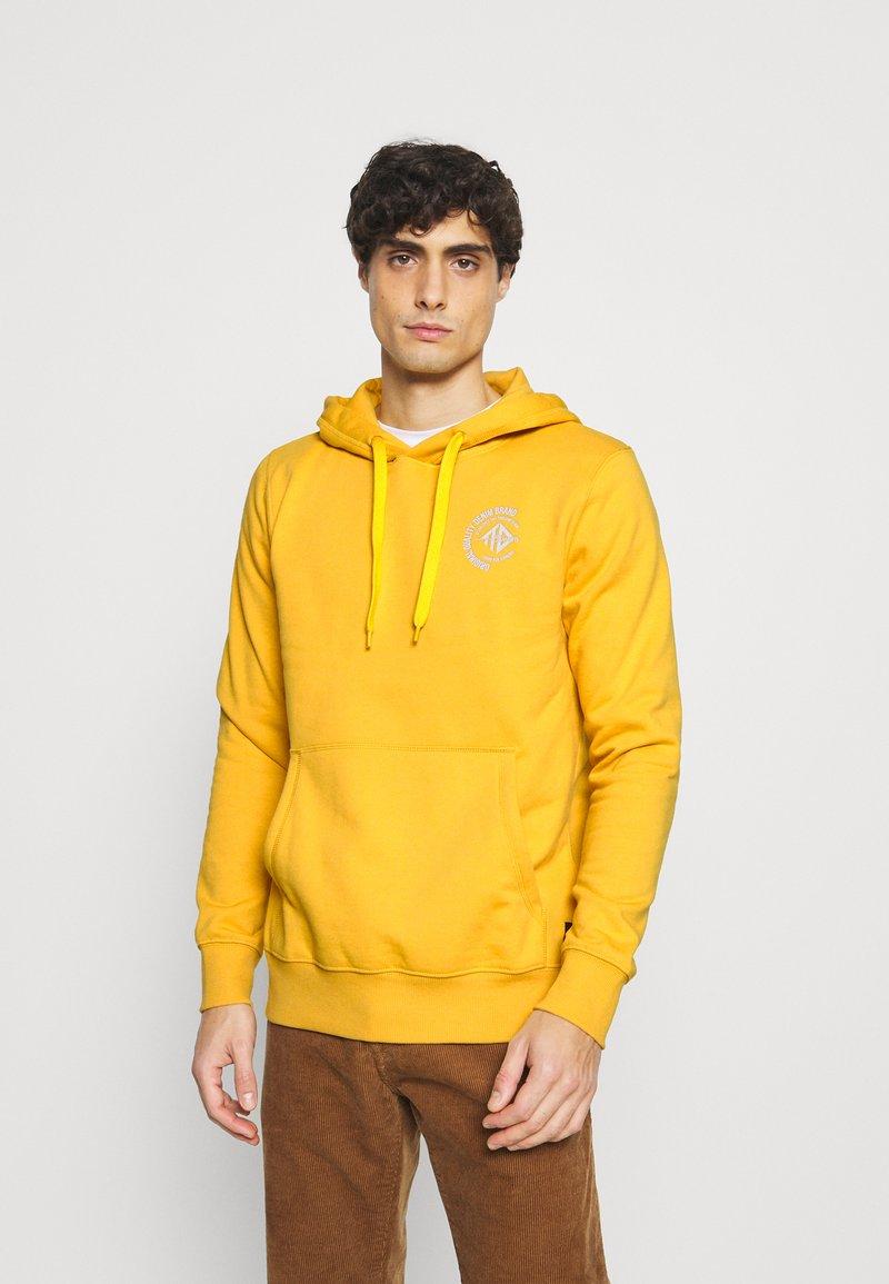 TOM TAILOR DENIM - Hoodie - star shine yellow