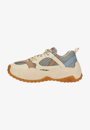 Trainers - ice blue multi s