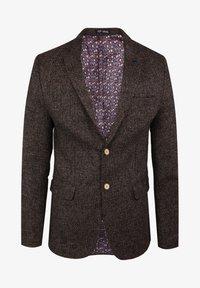 Gabbiano - Blazer jacket - brown - 2