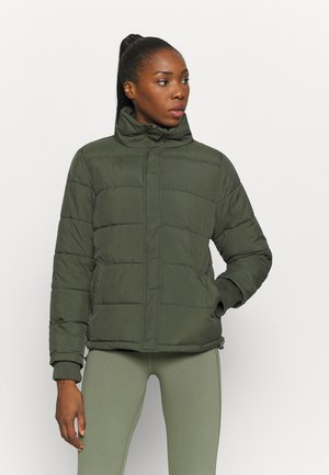THE MOTHER PUFFER - Vinterjakke - khaki