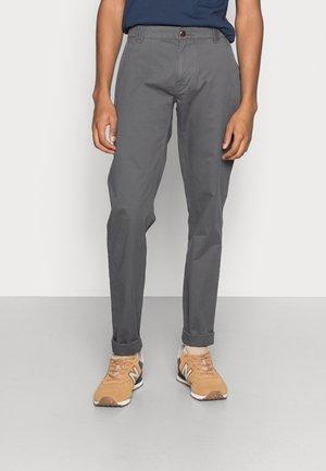 SCANTON PANT - Kalhoty - dark ash
